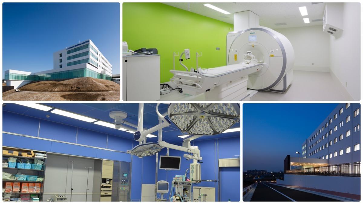 おゆみの中央病院(臨床検査技師の求人)の写真: