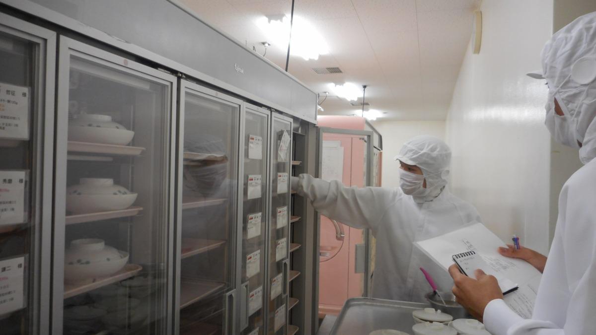 株式会社エポカフードサービス 日本鋼管福山病院内の厨房の画像