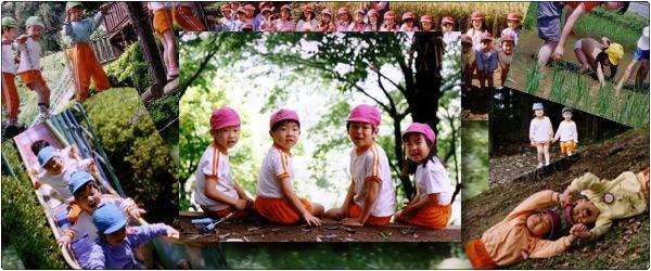 柿の実幼稚園(幼稚園教諭の求人)の写真:川崎市麻生区上麻生にある柿の実幼稚園です