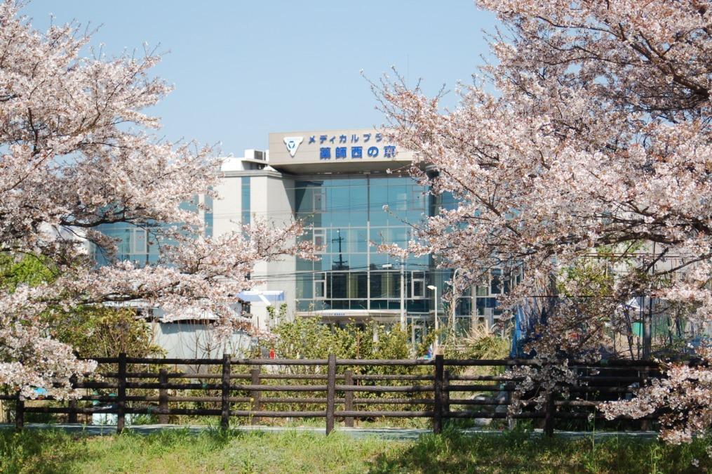 西の京病院の画像