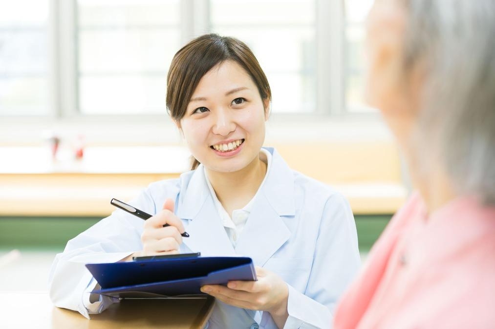 横浜病院(管理栄養士/栄養士の求人)の写真:先輩管理栄養士がいるので安心◎