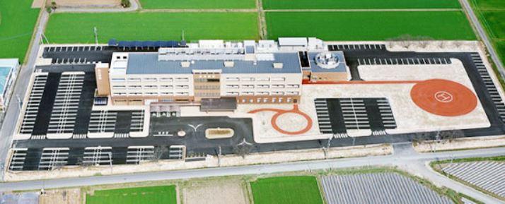 保利病院の画像