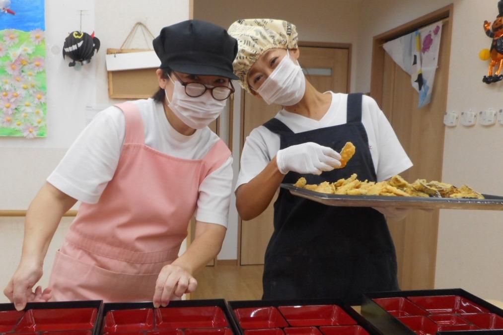 ふるさぽーとデイサービスセンター平野店(調理師/調理スタッフの求人)の写真:
