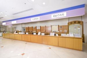 萩市民病院の画像