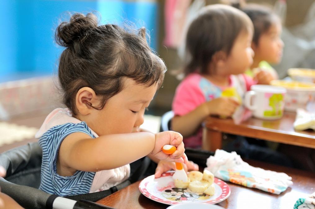 ぬくもりのおうち保育株式会社 東海支社(調理師/調理スタッフの求人)の写真:子供たち一人ひとりに愛情を注ぎます☆