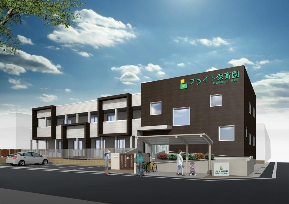 ブライト保育園 名古屋一社の画像