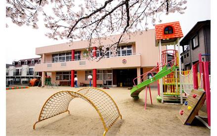 宝塚ふたば幼稚園の画像
