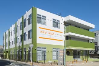 サービス付き高齢者向け住宅 咲花 港の画像