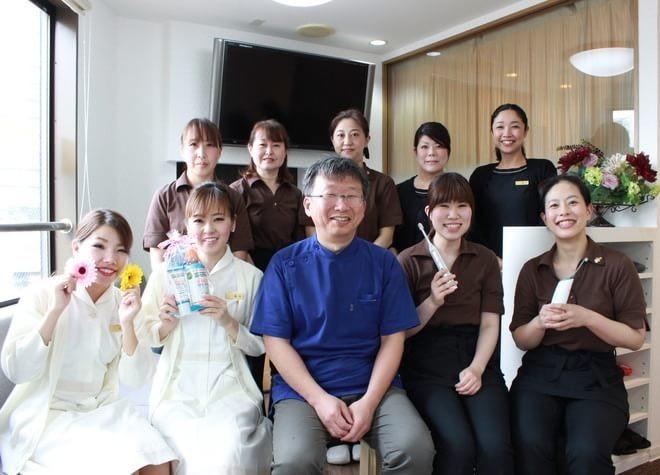 きしもと歯科医院(ホワイトエッセンス高槻駅前)(歯科衛生士の求人)の写真1枚目: