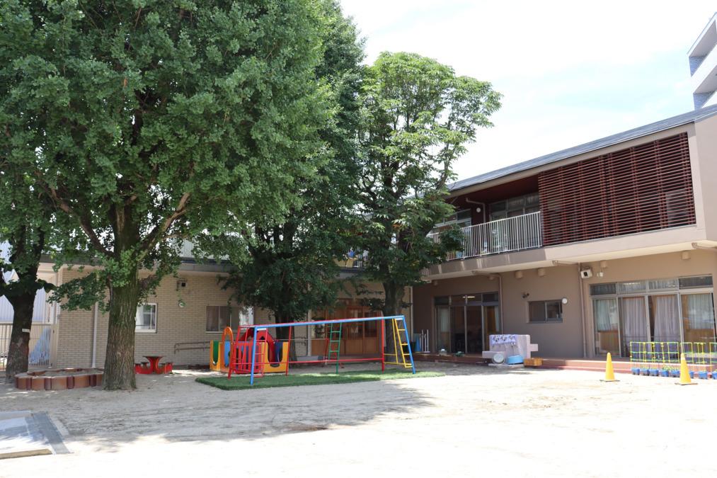 復活幼稚園の画像