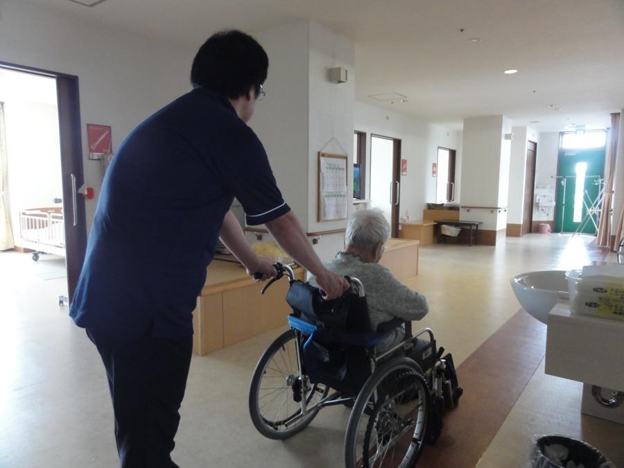 有限会社サハール 介護老人保健施設グリーンピース内の厨房の画像