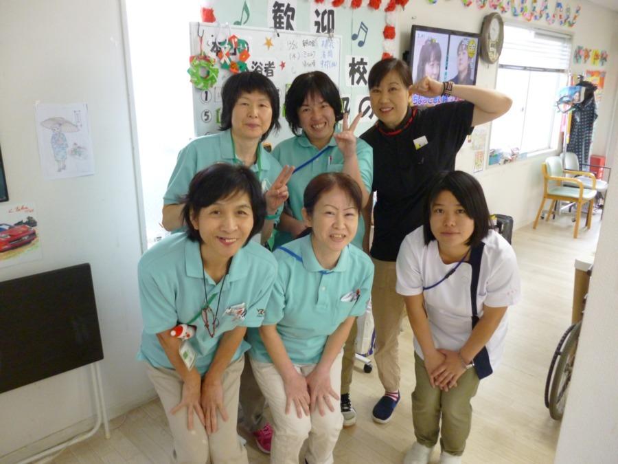 デイサービスセンター夢咲良(介護職/ヘルパーの求人)の写真1枚目: