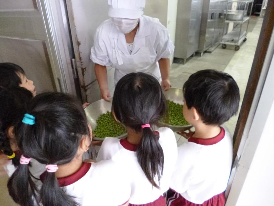 協立給食株式会社 落合第二小学校内の厨房の画像