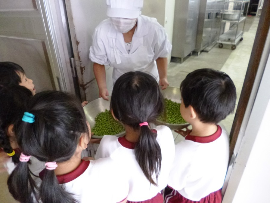 協立給食株式会社 一之江第一保育園内の厨房の画像