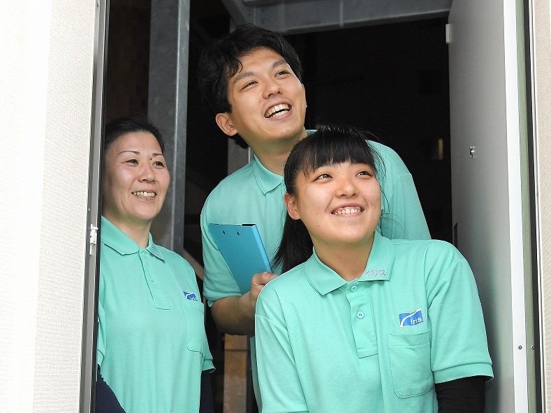 訪問入浴サービスイリス 神奈川事業所(本社)(看護師/准看護師の求人)の写真1枚目: