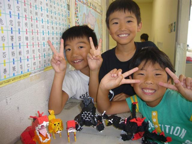 泉佐野市立日根野小学校留守家庭児童会の画像