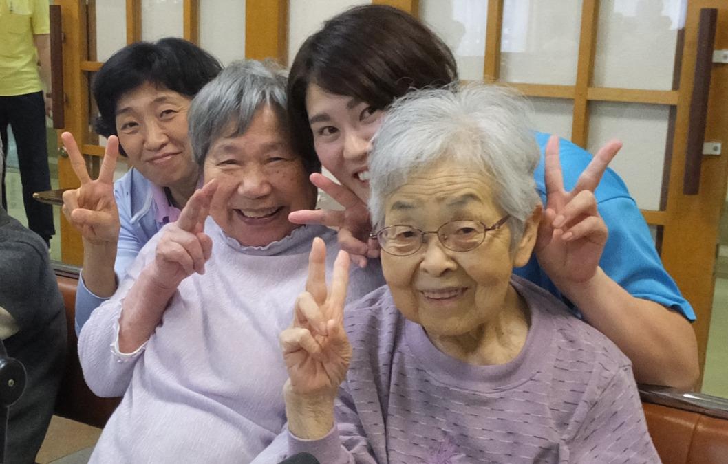 社会福祉法人名古屋ライトハウス 特別養護老人ホーム瀬古第一マザー園の画像