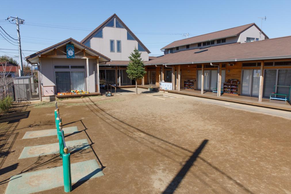梨の花保育園の画像