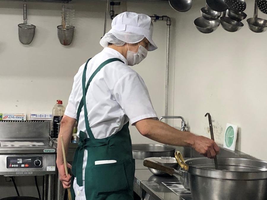 株式会社塩梅 枚方老人保健施設のぞみ内の厨房の画像