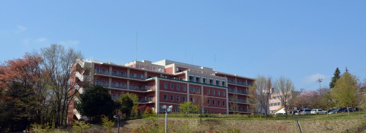 稲城台病院の画像