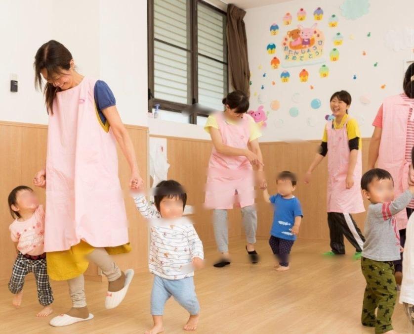 根津家庭的保育室