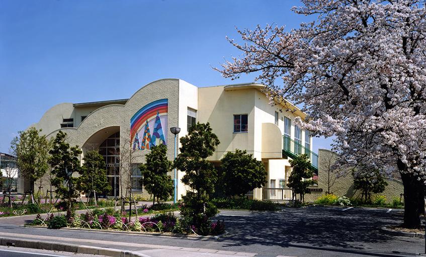 青木幼稚園の画像