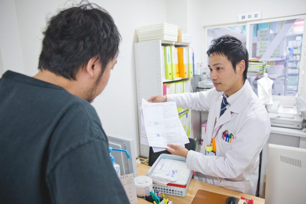 きらり薬局 千葉中央店(医療事務/受付の求人)の写真: