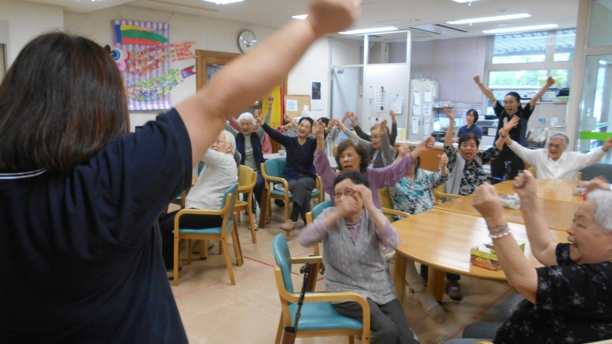 野田市岩木小学校老人デイサービスセンターの画像