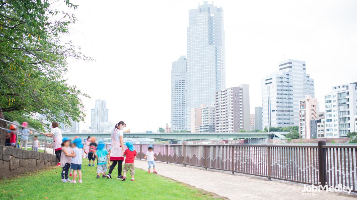 ほっぺるランド佃大橋(仮称)の画像