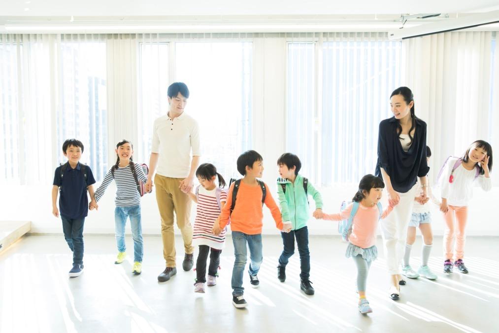 児童発達支援・放課後等デイサービスヒトツナ 武里教室の画像