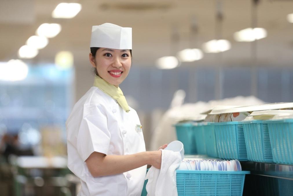 株式会社セブン&アイ・フードシステムズ ヤマト羽田クロノゲート店内の厨房(管理栄養士/栄養士の求人)の写真1枚目: