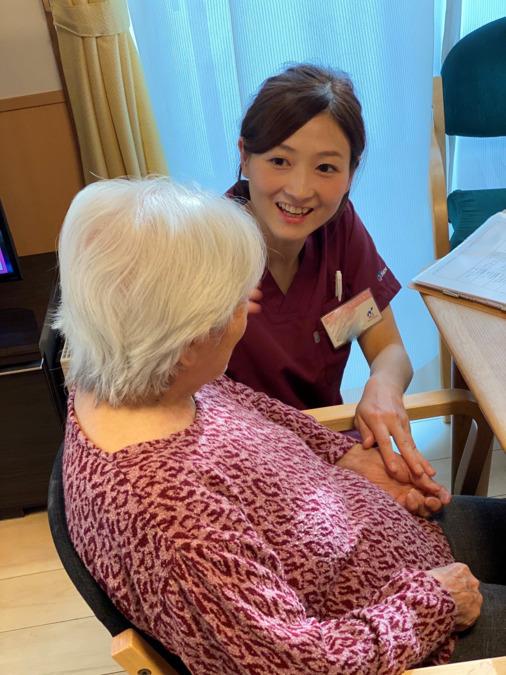 株式会社ナース・ステーション  グループホーム新座東への訪問看護の画像