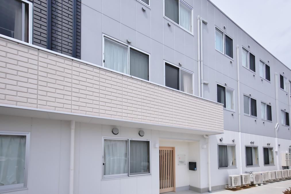 サービス付き高齢者向け住宅 花りぼん浅香山の画像