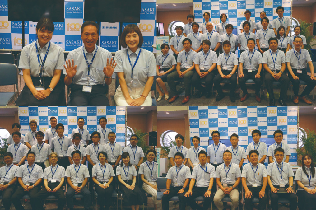 ササキ株式会社 関西ブロックの写真: