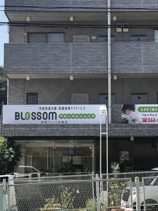 ブロッサムジュニア 読売ランド前教室の画像