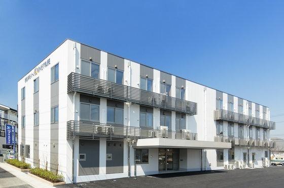 住宅型有料老人ホーム アルファリビング岡山野田の画像