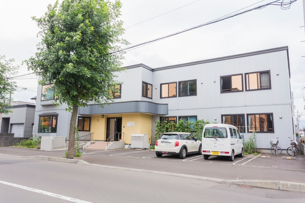 ヒューマンライフケア大倉湯グループホーム2号館の画像