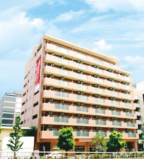 はなことば新横浜(看護師/准看護師の求人)の写真:はなことば新横浜の外観