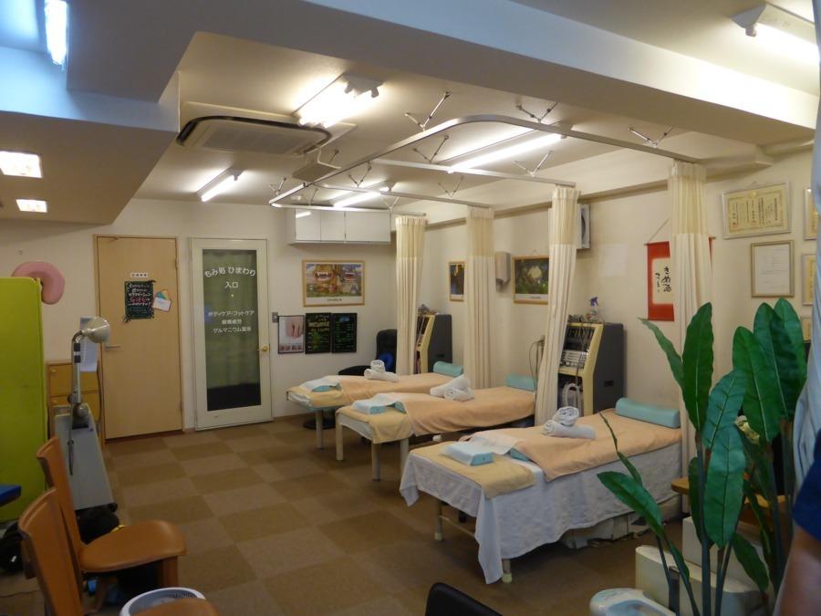 鍼灸整骨院ひまわり(整体師/セラピストの求人)の写真: