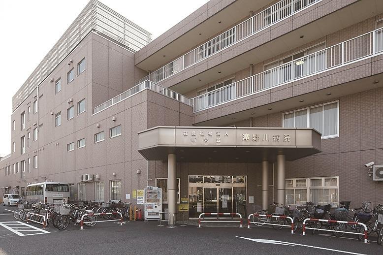 滝野川病院(薬剤師の求人)の写真1枚目:各スタッフが専門家として責任感を持ちながら、患者様に真摯な対応をおこなっています