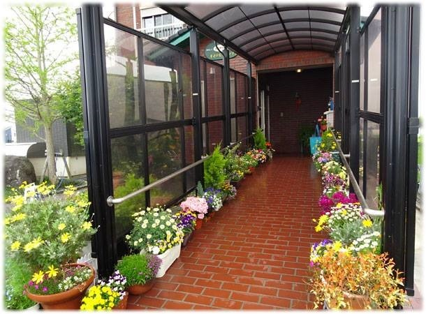 高齢者入居施設 幸せの家;ありがとうの画像