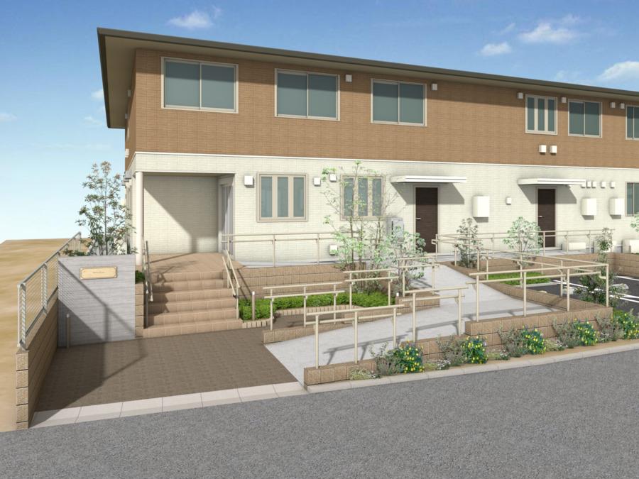サービス付き高齢者向け住宅 ラヴィスタ千葉中央の画像