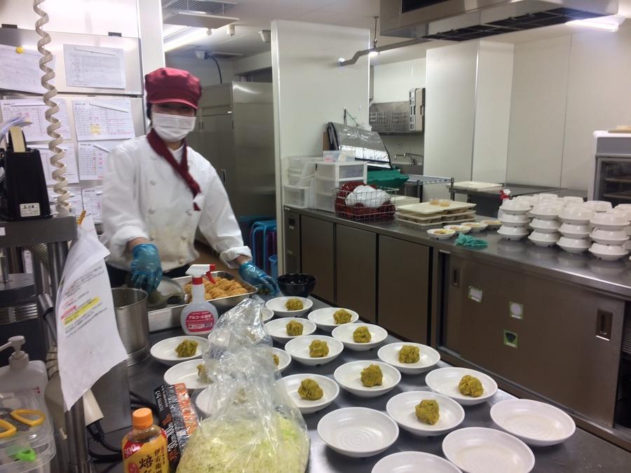 特別養護老人ホーム フォレスト浦和内の厨房【2019年04月01日オープン】(調理師/調理スタッフの求人)の写真2枚目:
