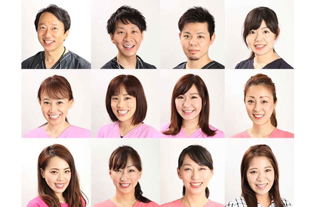 戸谷歯科クリニック(歯科衛生士の求人)の写真:スタッフ間はとても仲が良く和気あいあいとしています!
