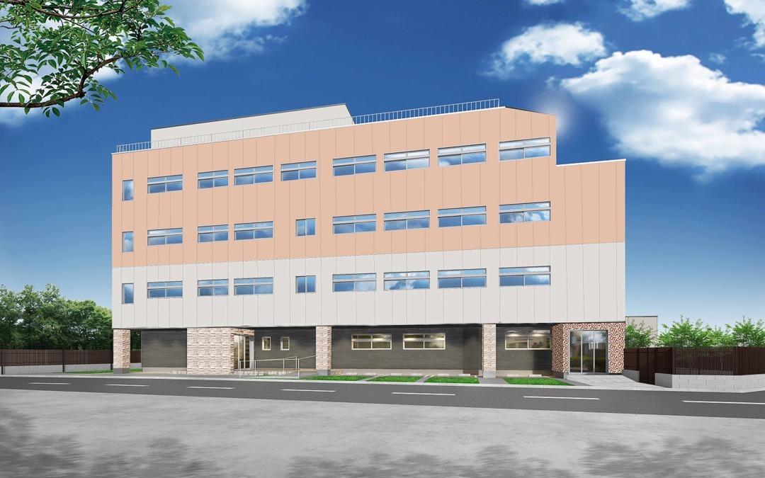 ナーシングホーム寿々中村の画像