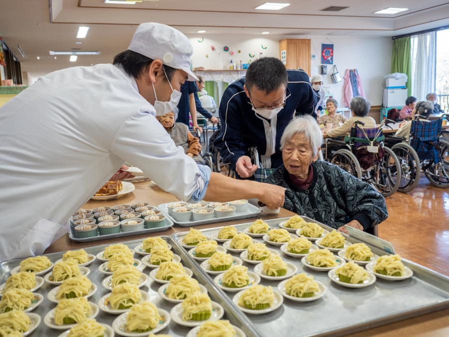 介護老人保健施設志摩豊和苑(管理栄養士/栄養士の求人)の写真1枚目: