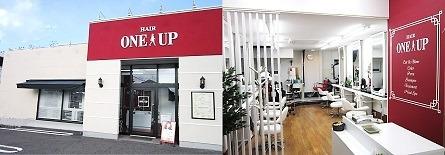 ONE UP 平井店(美容師の求人)の写真: