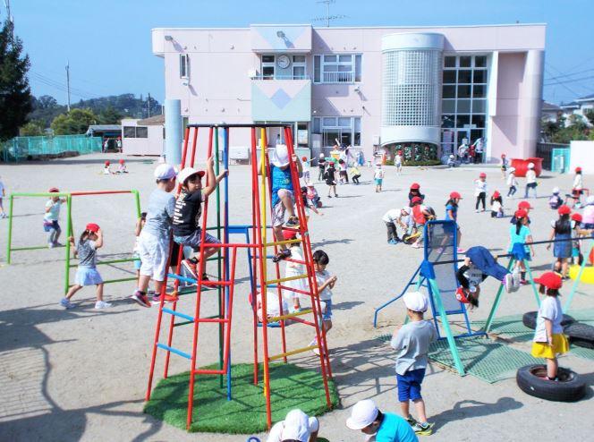 利府幼稚園の画像