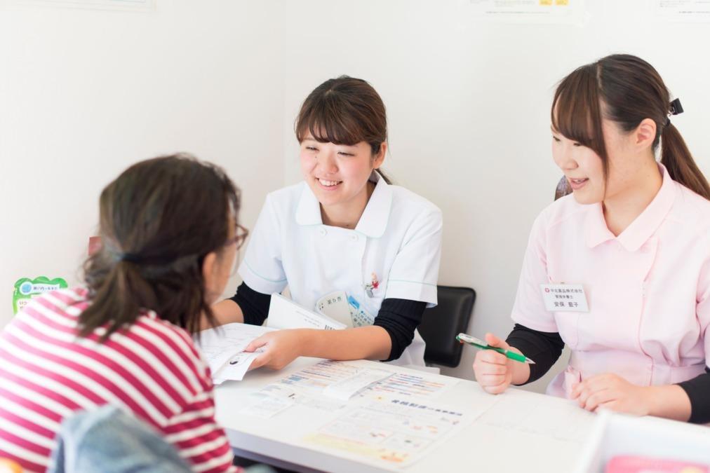 大湊薬局(管理栄養士/栄養士の求人)の写真1枚目:管理栄養士によるさまざまな健康啓発活動を実施していきたいと思っています。