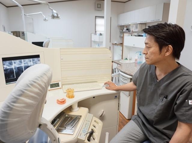 つちや歯科医院(歯科衛生士の求人)の写真: